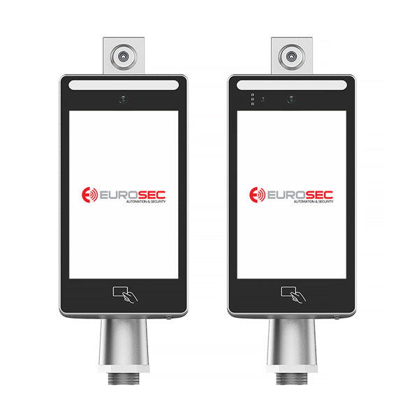 Eurosec AI Face and Thermal Scanner