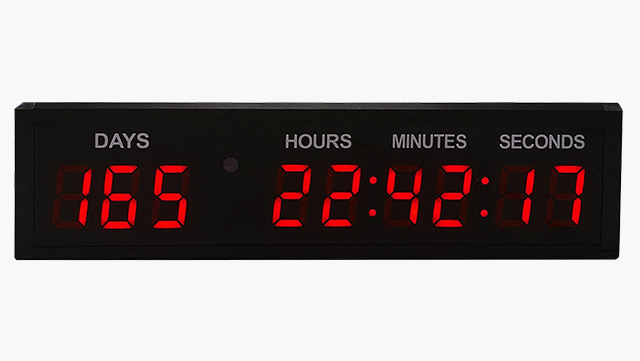 Countdown Clocks